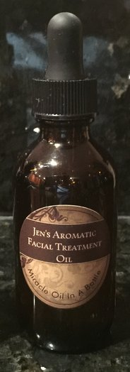 A picture of Jen's Aromatic Facial Treatment Oil